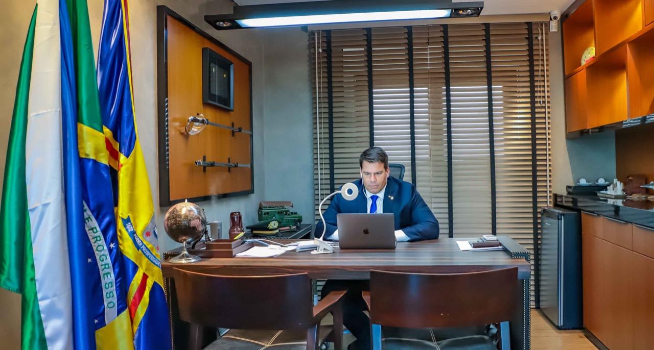Capitão Contar/Foto: Assessoria