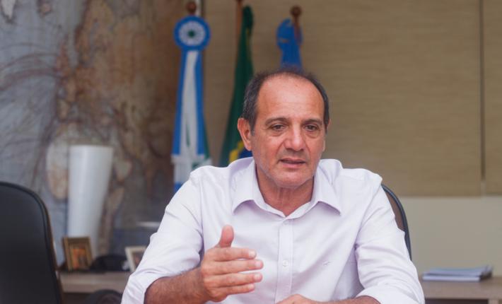 Arlei Barbosa cometeu improbidade durante mandato de 2008 a 2012. (Foto: Reprodução/MS Notícias)