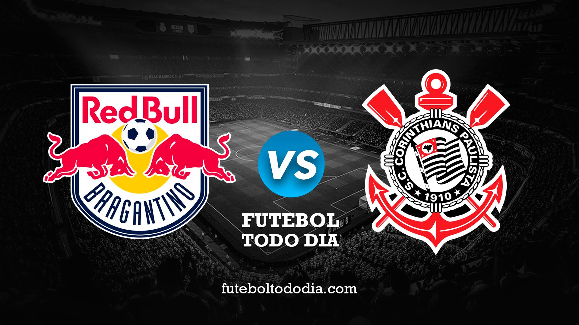 RB Bragantino x Corinthians: assista à transmissão da Jovem Pan ao vivo