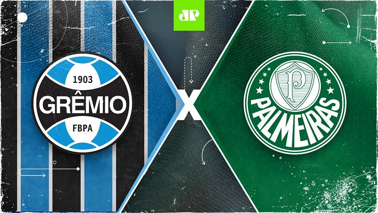 Grêmio x Palmeiras: assista à transmissão da Jovem Pan ao vivo