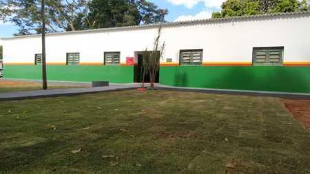 Escola Domingos está reformada (Fotos: Rafael Brites)