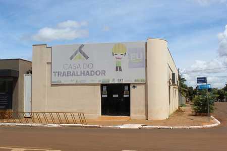 Agência está localizada na Rua Paraíba, esquina com a Rua Santa Catarina (Foto: Assessoria)