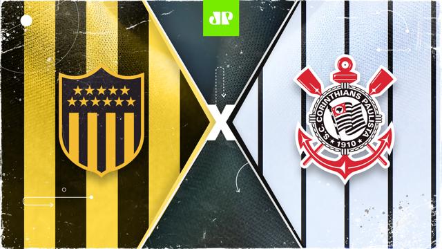 Peñarol x Corinthians: assista à transmissão da Jovem Pan ao vivo