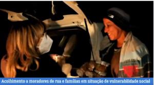 Prefeita Vanda vai pessoalmente entregar agasalhos e sopa para moradores de rua em Sidrolândia