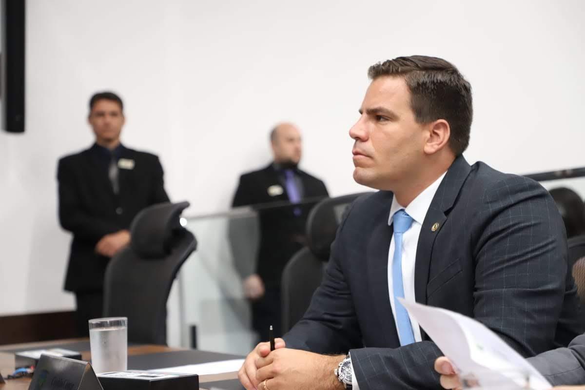 Deputado Capitão Contar/Foto: Assessoria